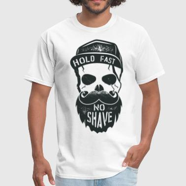 Bearded Skull - Men's T-Shirt
