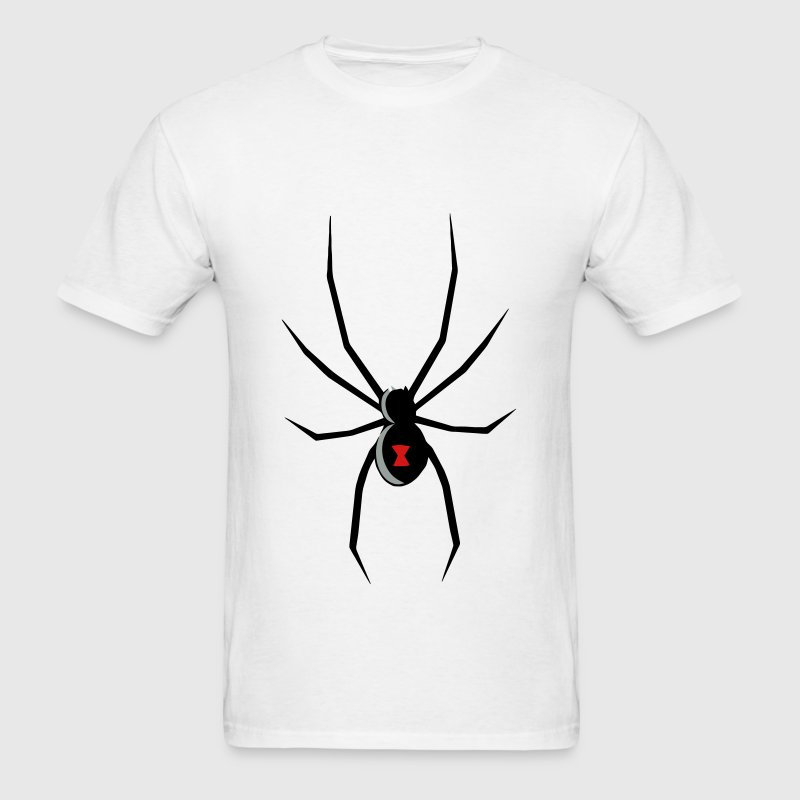Spider Black Widow - Men's T-Shirt