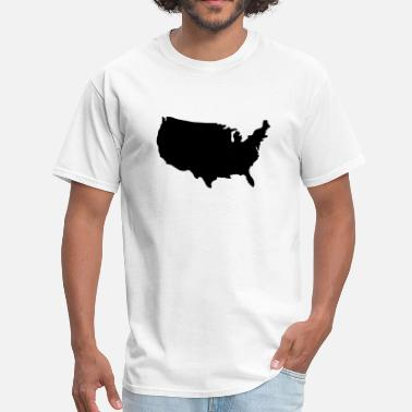 United States Of America United States of America - Men's T-Shirt