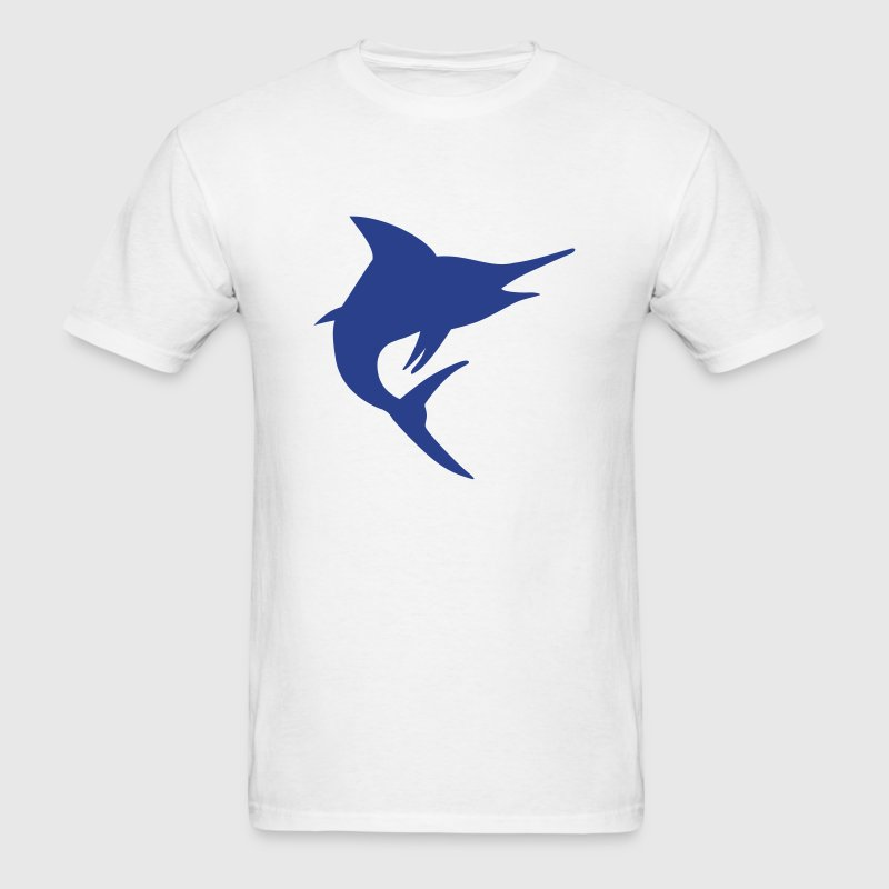 Marlin Fish - Men's T-Shirt