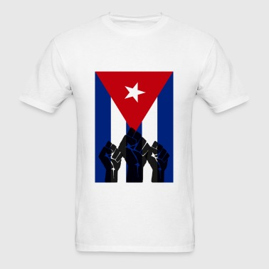 Cuban Revolution - Men's T-Shirt