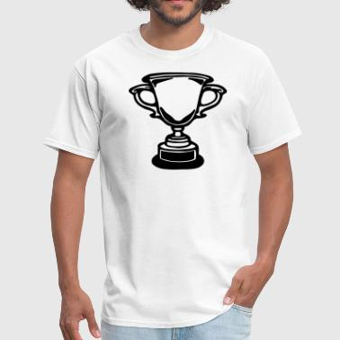 Big Cock Make Me Smile TROPHY CUP - Men's T-Shirt