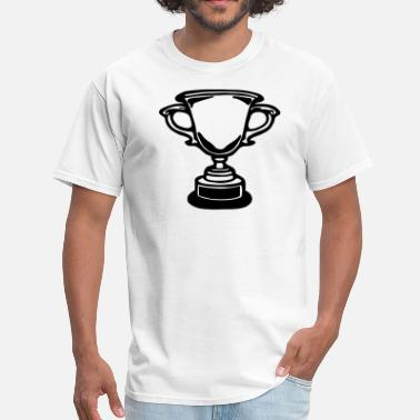 Big Cocks Make Me Smile TROPHY CUP - Men's T-Shirt