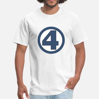 Four 4 four logo - Men's T-Shirt