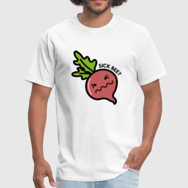 This Sick Beat Sick Beet - Men's T-Shirt