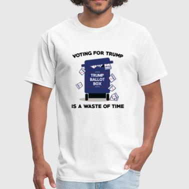 Waste Of Time - Men's T-Shirt