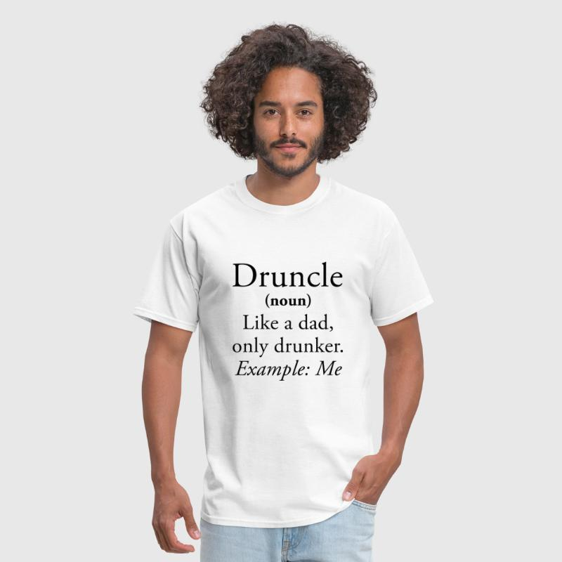 Druncle - Men's T-Shirt