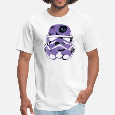 Destroyer Halloween Trooper - Men's T-Shirt