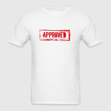 Approved - Men's T-Shirt