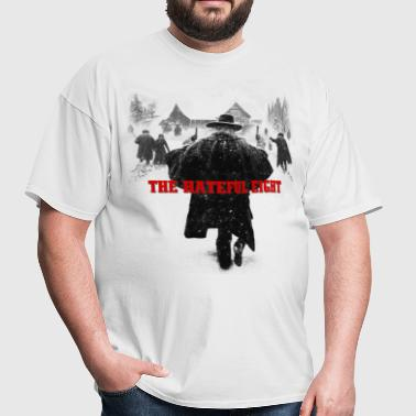 the hateful eight serigraphy | tarantino movie - Men's T-Shirt