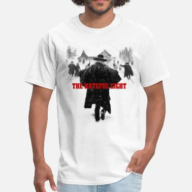 Tarantino the hateful eight serigraphy | tarantino movie - Men's T-Shirt