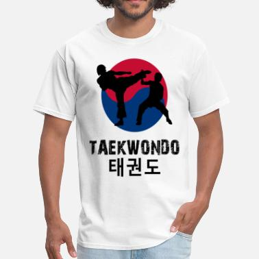 Karate Taekwondo Taekwondo - Men's T-Shirt
