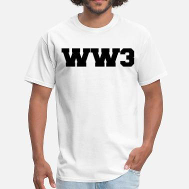 Ww3 WW3 - Men's T-Shirt