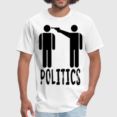 POLITICS - Men's T-Shirt