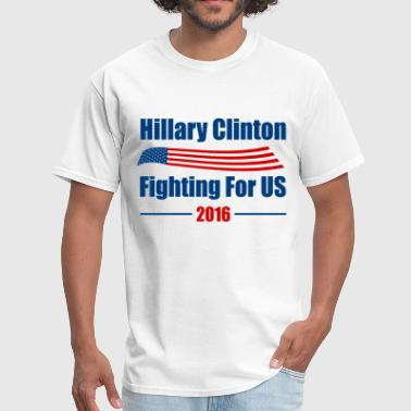 Fighting for Us 2016 - Men's T-Shirt