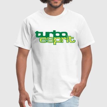 Lotus Cars esprit lotus - Men's T-Shirt