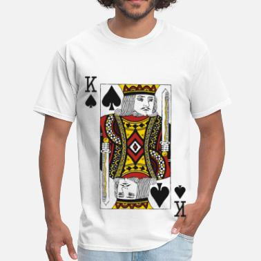 King King of Spades - Men's T-Shirt