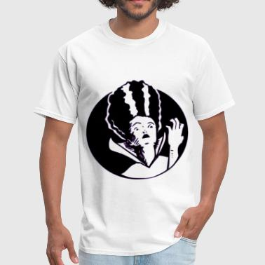 Psychobilly Frankie's Girl - Men's T-Shirt