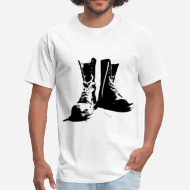 Ska Rude Girl Boots - Men's T-Shirt