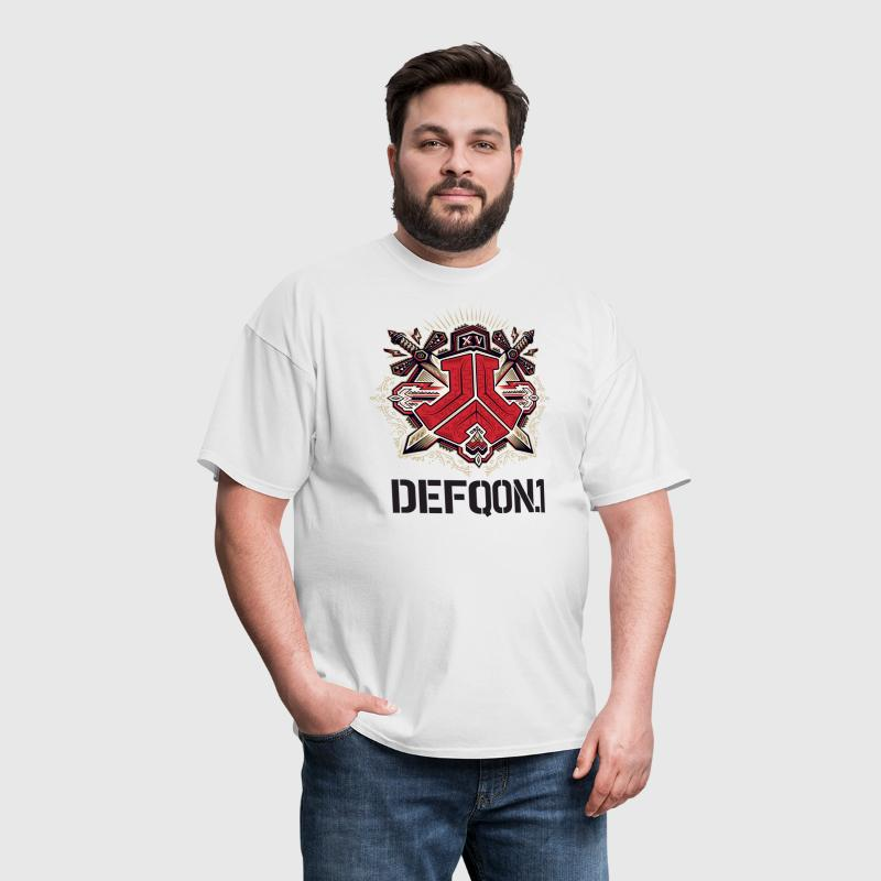 Defqon.1 2017 Victory Forever - Men's T-Shirt