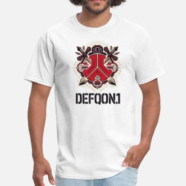 Victory Forever Defqon.1 2017 Victory Forever - Men's T-Shirt
