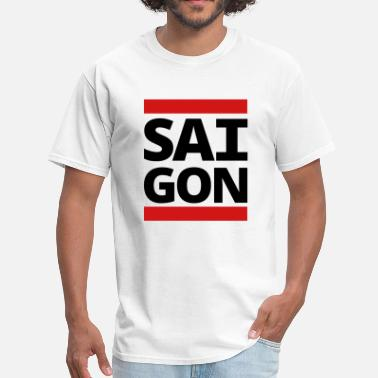 Sex Laos SAI_GON - Men's T-Shirt