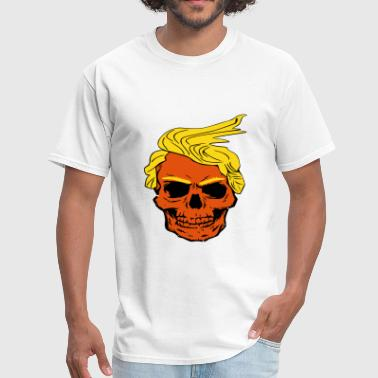 Trump Skull Trump Skull - Men's T-Shirt