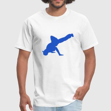 Breakdancer Breakdance - Men's T-Shirt