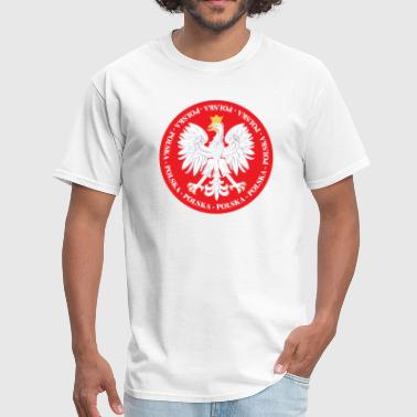 Poland Polska 4 - Men's T-Shirt