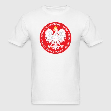 Polska 4 - Men's T-Shirt