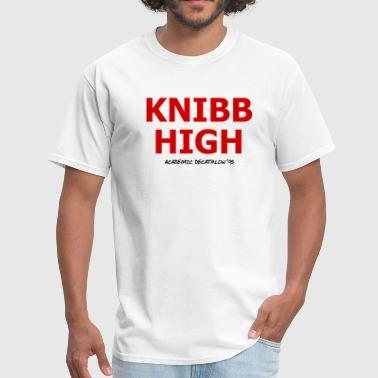 Knibb High Academic Decathlon '95 - Men's T-Shirt