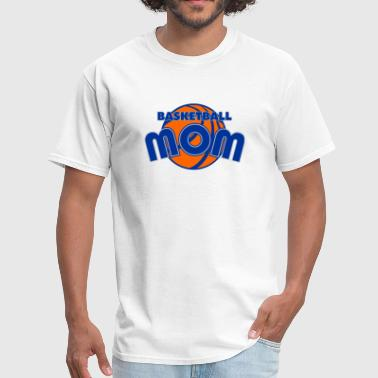 Basketball mom - basketball mom - Men's T-Shirt
