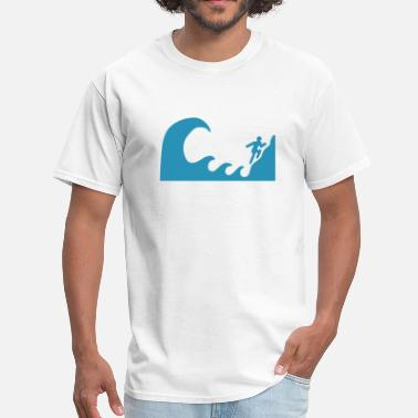 Tsunami Tsunami Warning - Men's T-Shirt