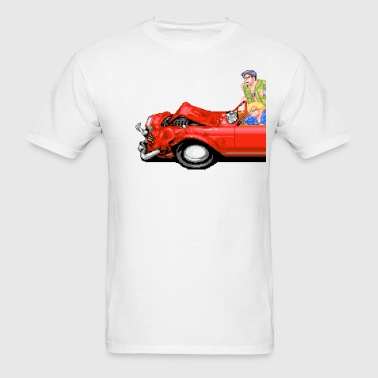 Wreck - Men's T-Shirt