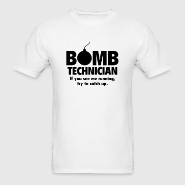 Bomb Technician - Men's T-Shirt