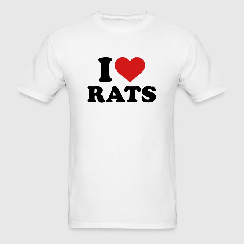 Rat - Men's T-Shirt