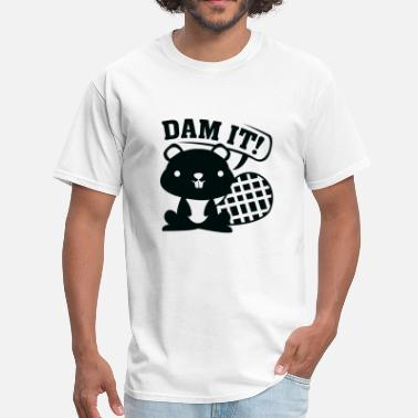 Dam Dam It - Men's T-Shirt