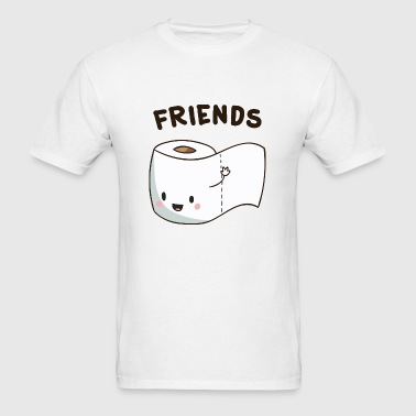 Best Friends - Men's T-Shirt