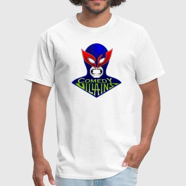 Comedy Villains - Men's T-Shirt