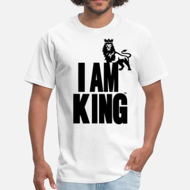 I Am The King I AM KING - Men's T-Shirt
