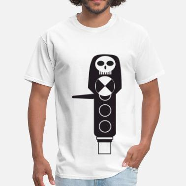Death Disc Death Stylus DJ - Men's T-Shirt