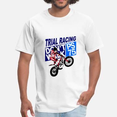 Trial Trial - Men's T-Shirt