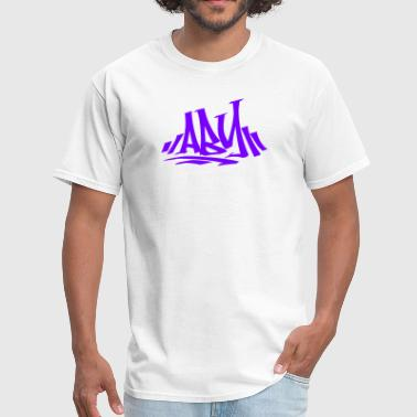 Street Calligraphy Aby - Men's T-Shirt