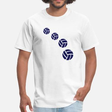 Volleyball Ball Volleyball - Men's T-Shirt