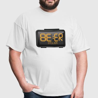 Beer O'Clock - Men's T-Shirt