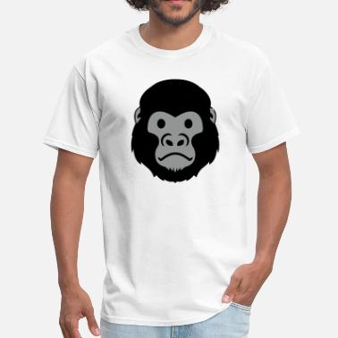 Gorilla Gorilla  - Men's T-Shirt