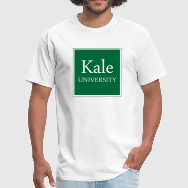Porn Green Kale University - Men's T-Shirt