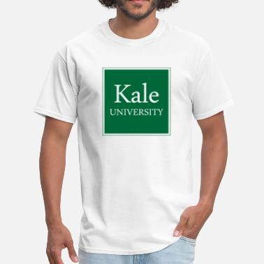 Porn Universe Kale University - Men's T-Shirt