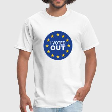 Vote Them Out I Voted OUT - Men's T-Shirt