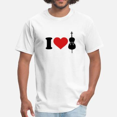 Cello Concert Cello - Men's T-Shirt